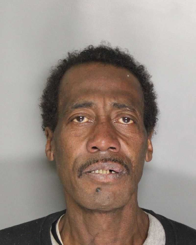 Kenneth Bunn, 53, was arrested on suspicion of confronting employees with a knife during a robbery, police.