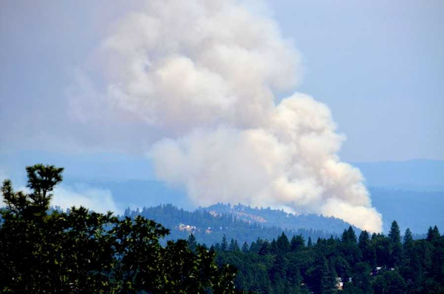 A massive fire near Foresthill burned about 3,000 acres and cost more than $13 million to fight. Officials believe the fire was started by a pyrotechnic device. Nearly 2,000 firefighters from across the state battled the so-called Robbers Fire, which started on July 11 and forced hundreds to evacuate.