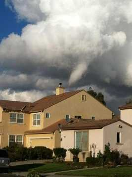 A survey team from the National Weather Service determined that one of those tornadoes caused damage in Elk Grove and other areas in Northern California.