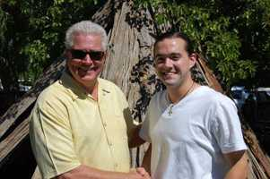 """A former intern of KCRA 3 had the opportunity to spend a day with Huell Howser. """"He was one of the most positive and enthusiastic people I've ever met."""""""
