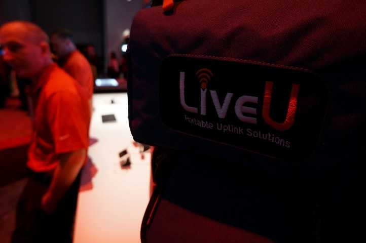 LiveU allows television crews to go live in seconds without a microwave truck.