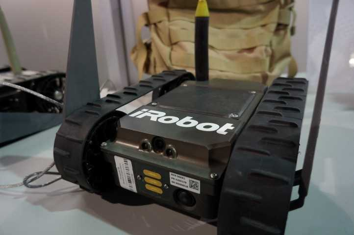 The packbot from iRobot is generally for tactical applications.