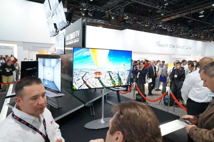 OLEDs have pictures you really have to see in person to understand the quality. Keep your eyes open next time you head to the store.