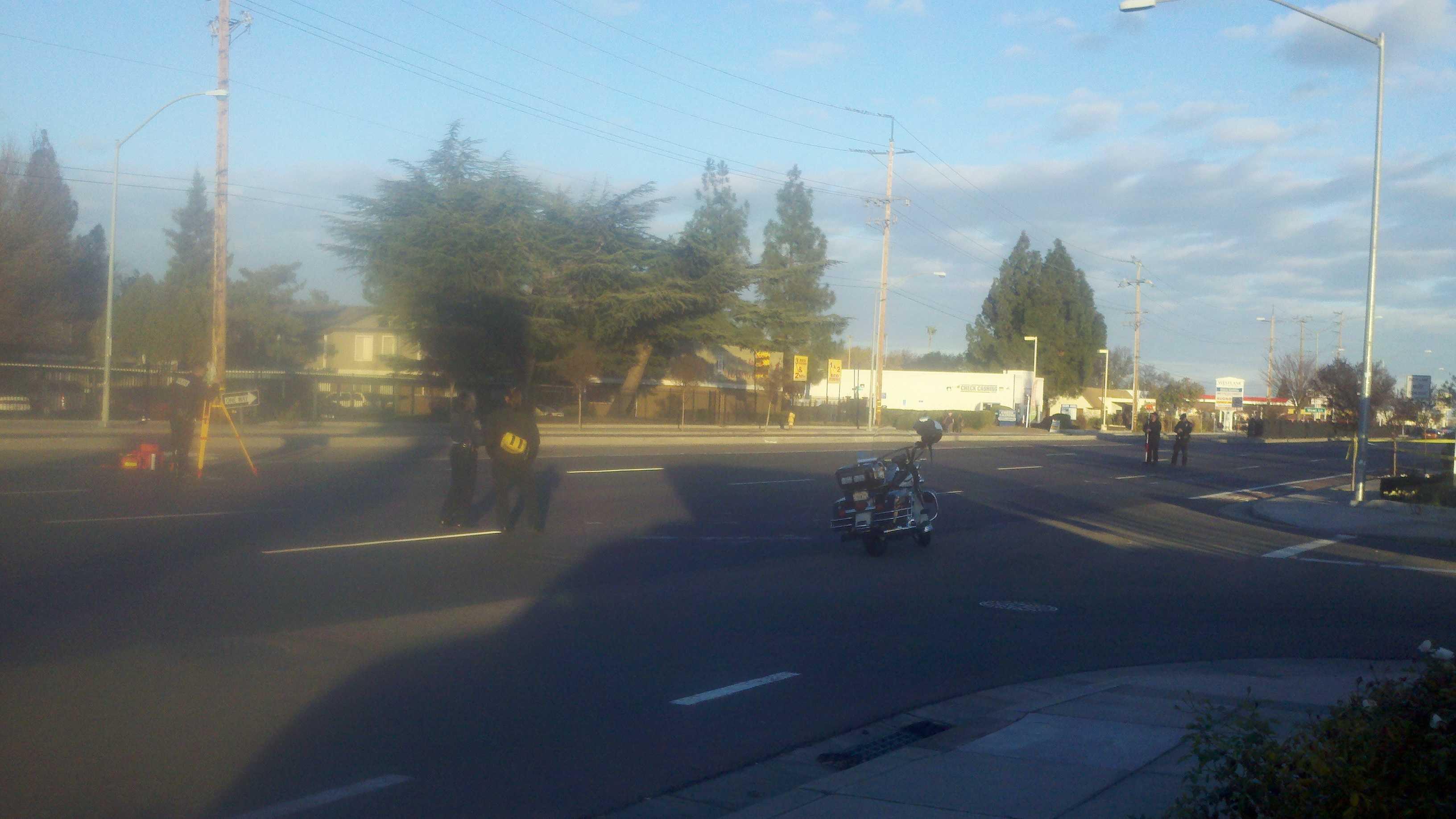 Deadly Stockton crash
