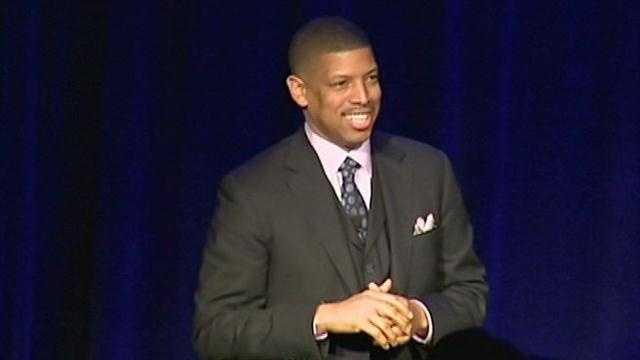 Sacramento Mayor Kevin Johnson (Jan. 11, 2013)