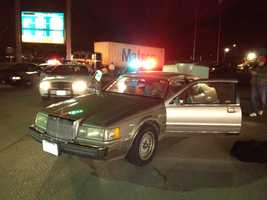 Sacramento County Sheriff's deputies chased the suspect vehicle onto Highway 50 and then onto Interstate 80 where speeds hit 115 mph, according to a sergeant investigating the chase.