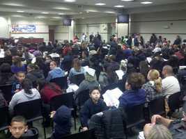 Take a peek inside the Sacramento City Unified School District's board meeting Thursday night (Jan. 17, 2013).