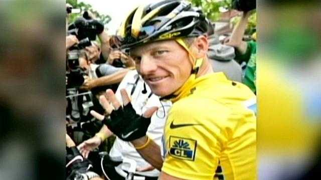 At least one local believes Lance Armstrong will recover from the scandal and disappointment he has caused.