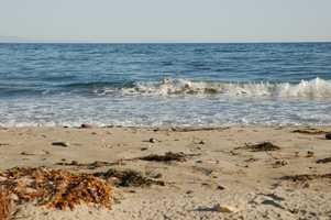 No. 2-- Santa Barbara-Santa Maria-Lompoc (29.62 percent year-to-year increase).