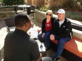 Del Rodgers interviews Colin Kaepernick's parents. (January 19, 2013)