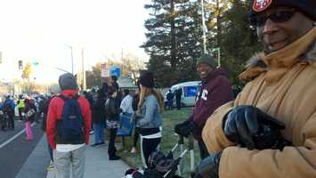 On Monday, a record 28,000 people are expected to honor Martin Luther King Jr. by participating in March for the Dream in Oak Park.