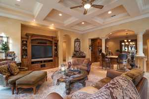 This Granite Bay home features more than 6,000 square feet of living area.