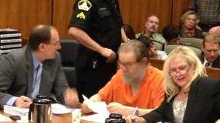 A jury recommended the death penalty for 64-year-old Richard Hirschfield.