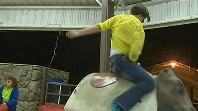 Placer County residents raise about $14 thousand with a hoedown to help fund this year's county fair.