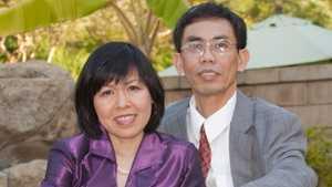 Huong Mai Ngo and Nguyen Quoc Quan