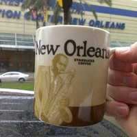 It's confirmed: They have Starbucks in New Orleans.