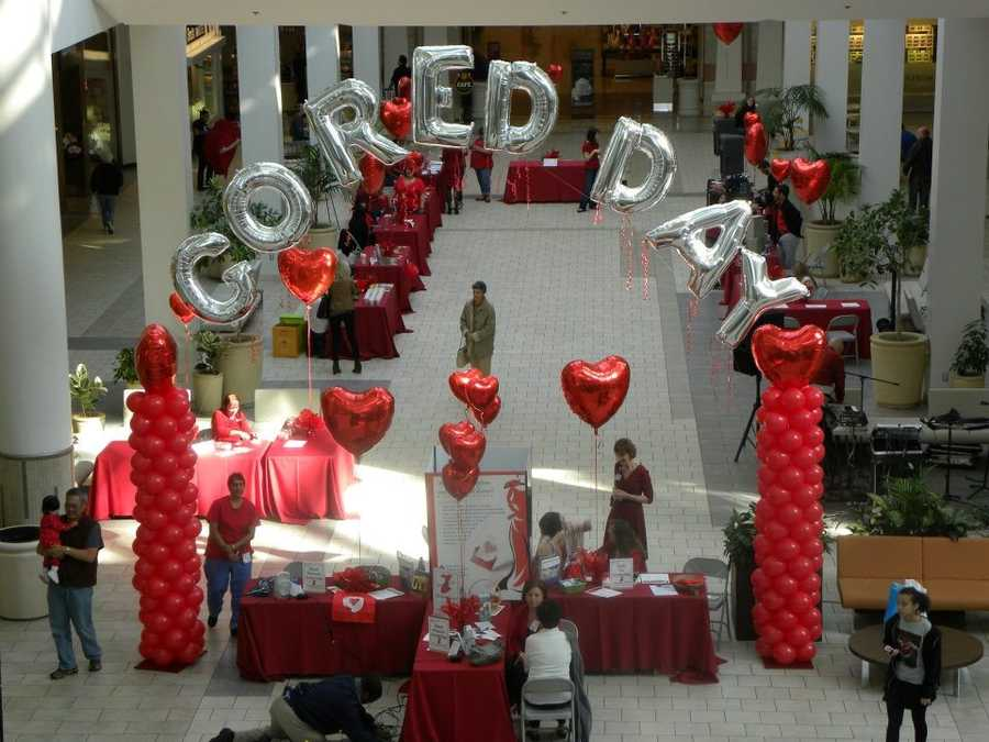 What: 10th Annual National Wear Red DayWhere: Arden Fair MallWhen: Fri 10am-2pmClick here for more information on this event.