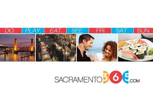 Click through this slideshow to see Sacramento365'spicks for events taking place this weekend.