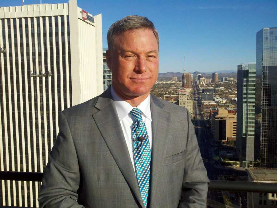 "KCRA 3's Mike Luery took a look of Arizona's ""California 100"" campaign and was given access to the tour given to California CEOs."