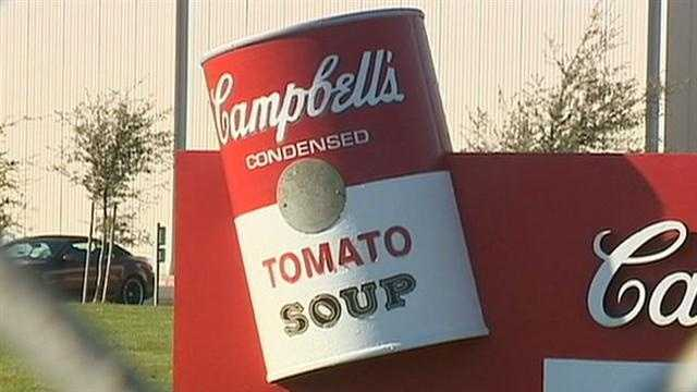 Campbell Soup plan