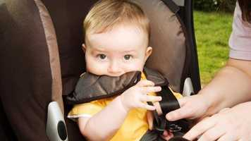 Child car seats. Like helmets, car seats are really only meant to protect in one accident. But damaged car seats are common&#x3B; a survey found that one in ten have been in an accident. Plus, car seat technology improves each year.