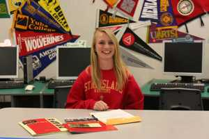 Rocklin High senior, Mikayla Clifford, signed a National Letter of Intent to play NCAA women's soccer at CSU Stanislaus.