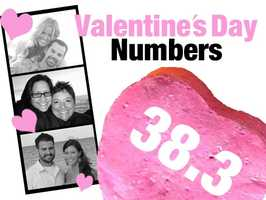 38.3: The provisional rate of marriages per 1,000 people performed in Nevada during 2010. So many couples tie the knot in the Silver State that it ranked number one nationally in marriage rates. Hawaii ranked second with a marriage rate of 17.6. Source: National Center for Health Statistics