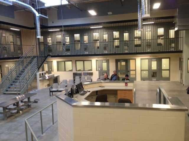 The $92 million South Placer Jail sits unused because the county cannot afford to hire staff.