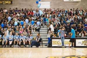 Del Oro Anti Bullying rally