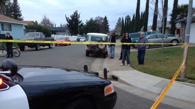 Officers in Rancho Cordova on Monday opened fire on a suspect, who then died of his or her injuries, officials said.