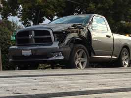 A roadway in Stockton was shut down due to a fatal crash involving a big rig Tuesday morning.