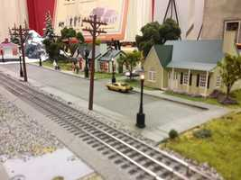 The World's Greatest Hobby on Tour show arrived at Cal Expo. The model train show is considered among the largest in the world.