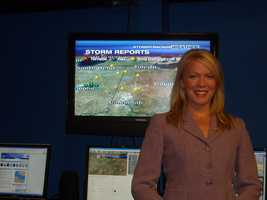 2.) My first on-air job was also in Toledo. I spent three years as a general assignment reporter, and only did weather on the weekends.