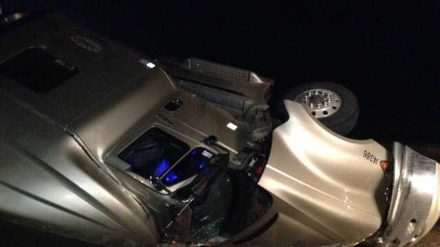 Elk Grove crash