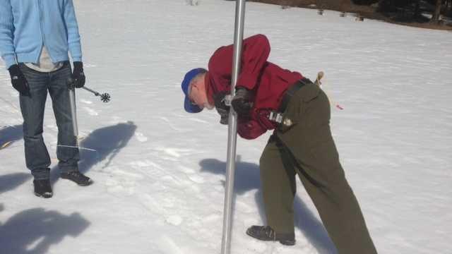 Snow survey 2 022813.jpg