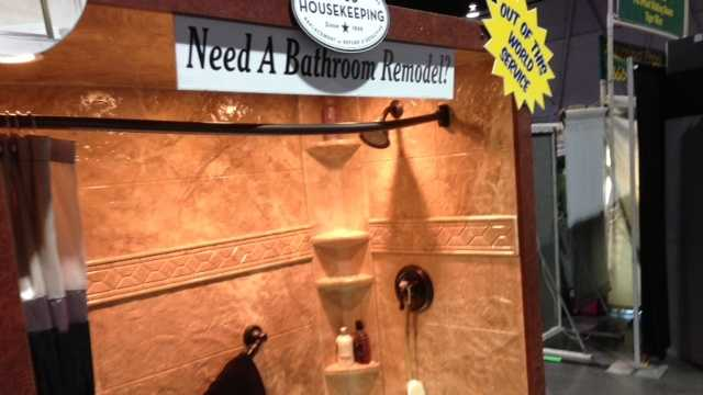 Looking to make some home improvements? You can get ideas at this weekend's Sacramento Home and Garden Show.
