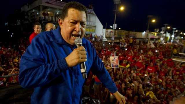 Hugo Chavez president Venezuela