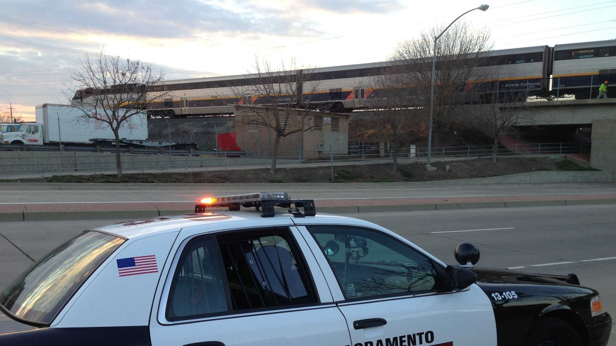 Amtrak kills man