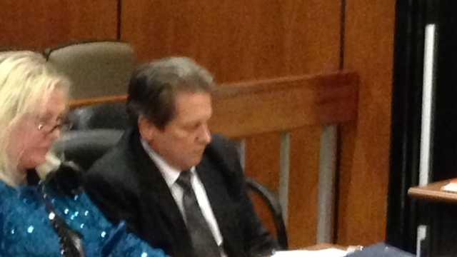 Former Principal Bob Adams (March 4, 2013)