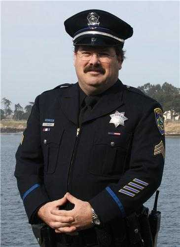 "Sgt. Loran ""Butch"" Baker. Baker was a 28-year-veteran of the Santa Cruz Police Department."