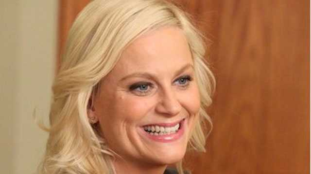 "Amy Poehler: Poehler's career jump started when she joined the cast of ""Saturday Night Live"" in 2001. She has appeared in films such as ""Blades Of Glory"" and ""Baby Mama,"" and stars in the TV series ""Parks and Recreation."""