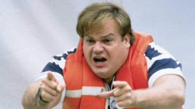 "Chris Farley: The late Farley started his career on ""Saturday Night Live."" He went on to star in comedic films that included ""Tommy Boy"" and ""Black Sheep."" He died at the age of 33 on Dec. 18, 1997, from a heroin and cocaine overdose."