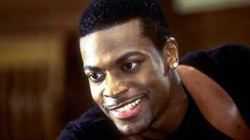 "Chris Tucker:  A frequent guest of ""Def Comedy Jam,"" Tucker has appeared in films that include ""Rush Hour,"" ""Friday"" and ""Dead Presidents."""
