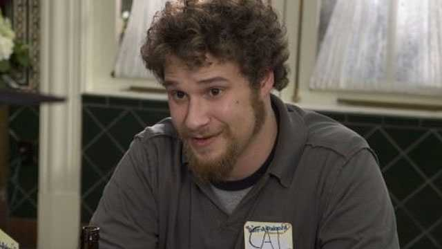 "Seth Rogen: Rogen has found success as an actor and a writer. His first big acting role was in the TV show ""Freaks and Geeks."" He then worked as a writer on ""Da Ali G Show"" and also co-wrote ""Superbad"" with Judd Apatow. Rogen has also starred in ""Knocked Up,"" ""The 40 Year Old Virgin"" and ""Superbad."""
