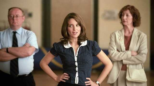 "Tina Fey: Fey has excelled as a writer and actress. She became the first female head writer in ""Saturday Night Live"" history. She also appeared on the show during the ""Weekend Update."" She went on to write and star in the film ""Mean Girls"" and also found success on the television hit ""30 Rock."""
