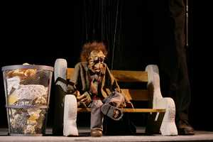 What: Cashore Marionettes: Simple GiftsWhere: Mondavi Center - Vanderhoef Studio TheatreWhen:Fri 7pm&#x3B; Sat & Sun 2pm & 7pmClick here for more information on this event