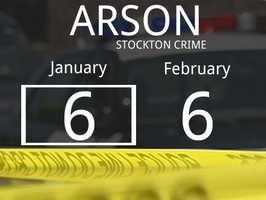 The number of reported arson cases did not change.