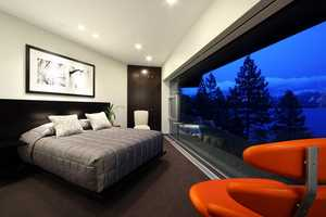 Here's a second guest room.