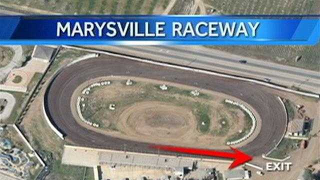 Investigators are trying to determine what made a race car lose control and crash at a Marysville racetrack that killed 2 and could anything have been done to prevent it.