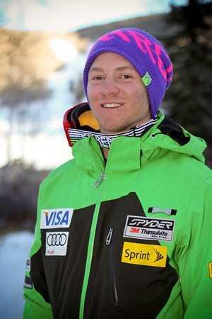 Robby Kelley2012-13 U.S. Alpine Ski Team